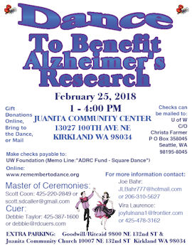 Alzheimer Benefit Dance